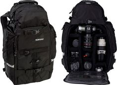 28 liter Burton F-Stop Pack. The perfect accessory for photographers/cinematographers