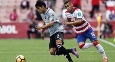 Granada y Depor logran un empatan que no contenta a nadie (1-1)