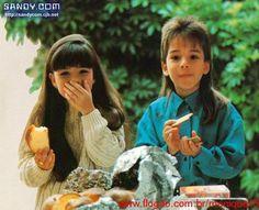#++Sandy+&+junior+:+ownnnnnnn+que+fofos+<3 -------------------------------------------  Ju+e+sandy+crianças+ai+eles+não+sabiam…