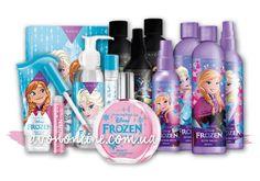 Disney Princess Toys, Cream For Dry Skin, Disney Frozen, Avon, Beauty Products, Perfume, Bathroom, Washroom