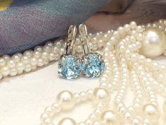 SWAROVSKI CRYSTAL EARRINGS,leverbacks, 8mm drops, dangles, bridal,designer inspired, choose finish, choose color, dksjewelrydesigns