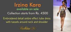 As the #Fall season approaches, spice up your wardrobe with the Irzina Kara collection: http://ht.ly/n4OAV
