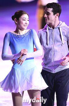 Yuna Kim & Javier Fernandez