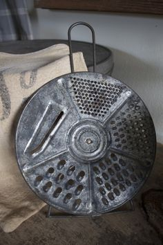 Wonderful vintage grater