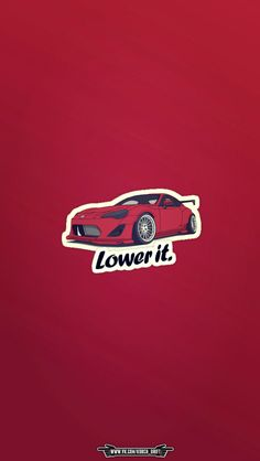#red #car #drift #jdm #japan