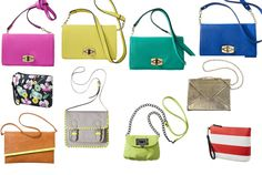 Loving the affordable spring handbags from Target! www.everydayfashionandfinance.com