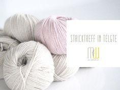 MfW-Stricktreff Telgte in 2018 - Jutta Börgel - Photo Knitting Socks, Knitting Stitches, Knitting Needles, Knit Socks, Crochet Squares Afghan, Knit Crochet, Crochet Summer, Crochet Bags, Needlework