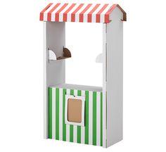 Ikea's Children's market stand - it's only 15 bucks!
