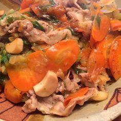 冷蔵庫の余り野菜をてんこもり入れました。 - 4件のもぐもぐ - 皿うどん by takken