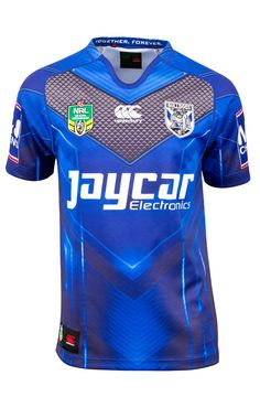 Australia s Best Sports Lifestyle Clothing and Accessories - Canterbury NZ  - Shop - Supporters - Bulldogs Alternate Jersey 8de54c6a4