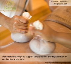 Revitalize with Panchkarma Treatment at Kairali- The Ayurvedic Healing Village, Palakkad, Kerala Panchkarma treatment is beneficial in varied diseases. Panchkarma treatment along with its authenticity in Kerala boasts of revitalizing you in 21 days or a maximum of 29 days without harming the body. You can opt for packages starting from 14 Nights/15 Days to 28 Nights/29 Days
