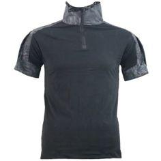 เก็บเงินปลายทาง  outdoor Tactical Camouflage Hunting Combat Shirt Men Army MilitaryUniform Short T Shirt Airsoft Paintball Clothes - Intl  ราคาเพียง  909 บาท  เท่านั้น คุณสมบัติ มีดังนี้ Materials: cotton Color: black camouflage Size:S/M/L/XL/XXL