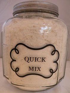 Heart, Hands, Home: Mix recipes