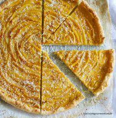La tarte mangue noix de coco est un concentré de douceur et surtout c'est inratable !