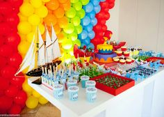 Principito party