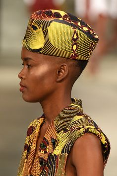 All Things Ankara: Fashion Events: David Tlale Spring/Summer 2015 Collection at Mercedes-Benz Fashion Week New York 2014