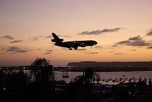 San Diego International Airport - Wikipedia, the free encyclopedia  http://newport-beach-yellow-cab.com