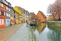 Colmar, France - JavenLin/Getty Images