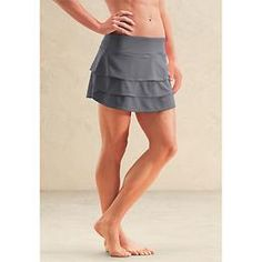 Swagger Skort | Athleta  Ok ok I do NOT need more running stuff, but this one is SO cute.  Comes in all those girly colors as well...