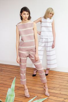 Isa Arfen Spring 2014 Ready-to-Wear Collection Slideshow on Style.com