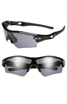 6c1bd754fe1312 Men s Oakley  Radar Path  70mm Shield Sunglasses - Black Shades, Eyewear,  Mens