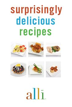 Losing weight has never tasted so good! We've compiled over 50 healthy recipes that will make eating well while on your alli® weight-loss journey easy. alli® (orlistat 60 mg) is for weight-loss in overweight adults, 18 years and older, when used along with a reduced-calorie and low-fat diet. Follow label directions.