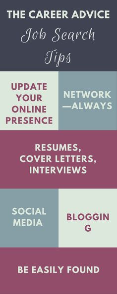 We know that what you want is excellent career advice, and sometimes when you search for a job, you just don't have time to read lengthy articles or books, so  HERE IS THE SHORTEST CAREER ADVICE THAT YOU WILL GET!  More tips and tricks... visit