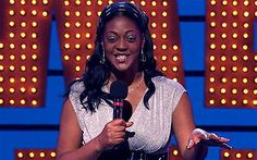Ava Vidal, the cool but fierce British comedian, knows a thing or two about shooting down male hecklers. Female Comedians, Stand Up Comedians, Stand Up Comics, Queens Of Comedy, Good Comebacks, Funny Bones, Girl Blog, King Queen, Dreads