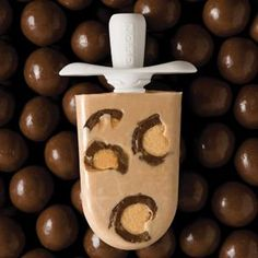 Malted Milk Ball Pop