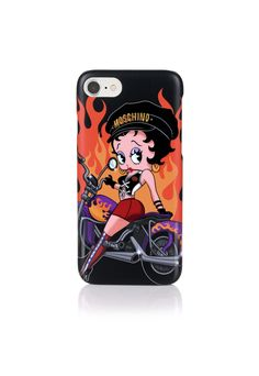 FREE and FAST Delivery Worldwide* with New Season Moschino Betty Iphone Case at GarmentQuarter.com