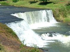 Cachoeira Salto Belo - Parque Recreio.