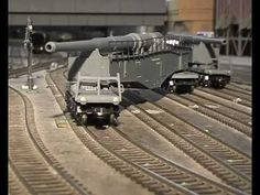 Leopold Railway Gun ho scale...be part of our collectors family,visit our shop-club https://www.facebook.com/pages/Strategos-athena/1420720848151191
