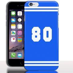 """Coque iPhone 7 Numero 80 ( 4.7"""", 5.5"""" / Rigide / Silicone / iPhone 7, IPhone 7 Plus )"""