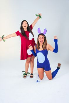 Lilo and Stitch | This Is How BuzzFeed Los Angeles Does Halloween