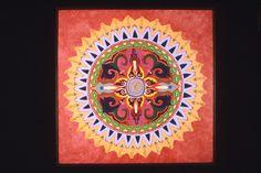 Mandala 74 & 34 / Preis: 3'100 CHF Chf, Mandala, Artwork, Atelier, Artworks, Work Of Art, Auguste Rodin Artwork, Mandalas, Illustrators