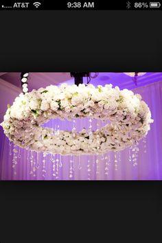 Floral chandelier #liweddingplanners #longislandweddingplanners #lieventplanners #longislandeventplanners #weddings