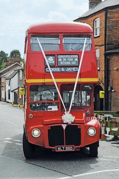 Wedding reception ideas; Summer wedding inspiration; Real life wedding (BridesMagazine.co.uk)