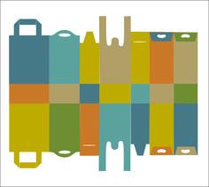 Bags ( Art Print) 2015. Ligia de Medeiros