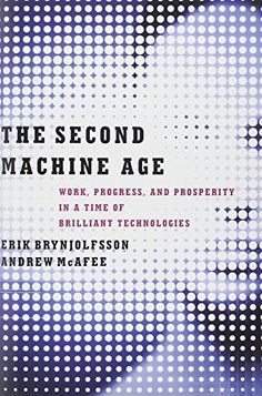 The Second Machine Age: Work, Progress, and Prosperity in a Time of Brilliant Technologies by Erik Brynjolfsson http://smile.amazon.com/dp/0393239357/ref=cm_sw_r_pi_dp_UXydub1ASJZ8W