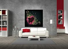 Tablou canvas abstract love - cod B20 Abstract Canvas, Cod, Flat Screen, Blood Plasma, Cod Fish, Flatscreen, Atlantic Cod, Dish Display