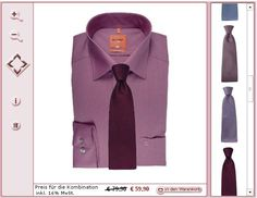 Um eine Krawatte richtig zu kombinieren und nicht den Eindruck der übermäßigen Kontrast oder Muster, die lächerlich zu werden, gibt es ein paar Sc... #Bno #glatt #Low #Hai #Pass #Farbe