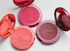 Tarte Amazonian Clay 12-Hour Blush for insanely pigmented color that lasts forever.