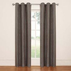 Transform any room in your home with the Eclipse Tremont blackout c...