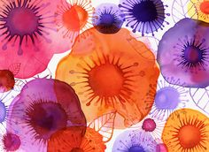 Margaret Berg Art: Rosebush
