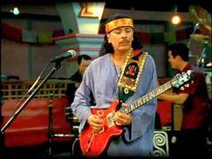 Mana / Carlos Santana - Corazon Espinado 1999 Video Sound HQ