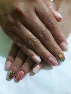 Nails, Beauty, Fingernail Designs, Finger Nails, Ongles, Nail, Sns Nails