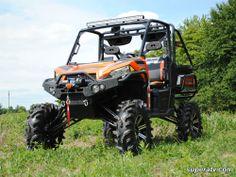 """Polaris Ranger XP 900 6"""" Lift Kit"""