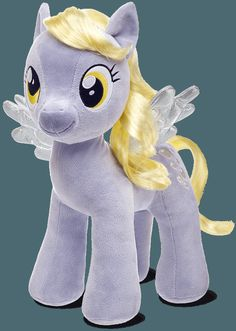 Build-A-Bear Workshop My Little Pony Collection