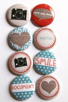 oh yeah i love these- and everything in this darling etsy shop!