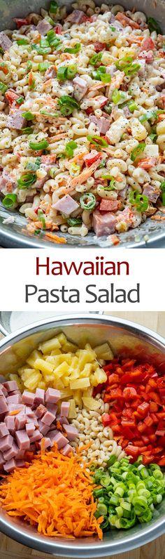 Side Dish Recipes, Pasta Recipes, Salad Recipes, Cooking Recipes, Healthy Recipes, Side Dishes, Savory Salads, Cold Pasta, Main Dish Salads
